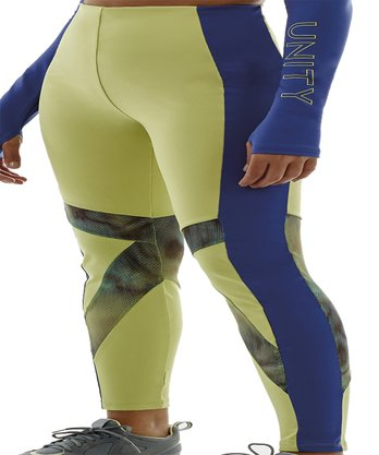 Legging Alto Giro UP CO2 Feminina 2012322-C1000
