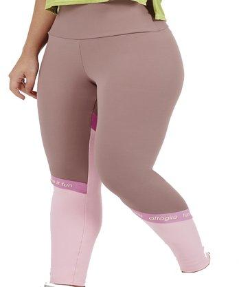 Legging Alto Giro UP CO2 Make IT Fun Feminina 2011342-C5016