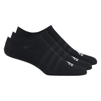 Meia Adidas Soquete Light Nosh 3 Pares Unissex DZ9416