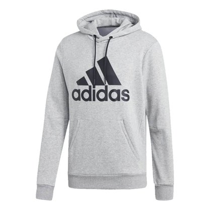 Moletom Adidas Must Haves Badge of Sport Masculino DT9947