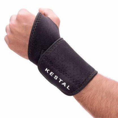 Munhequeira Unissex Kestal Ajustavel KSN010-PTO