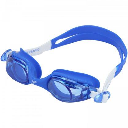 Óculos Natação Speedo Jr Olympic Infantil 507721-080080