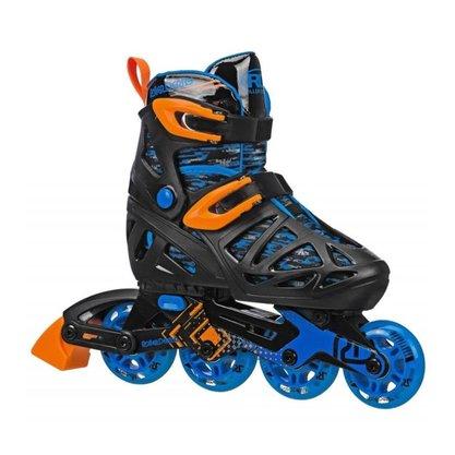 Patins Roller Derby Fila Inline Tracer Infantil I149B