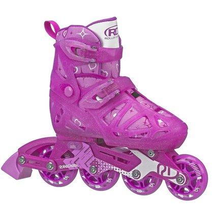 Patins Roller Derby Fila Inline Tracer Infantil I149G