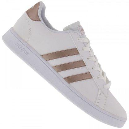 Tênis Infantil Adidas Grand Court EF0101