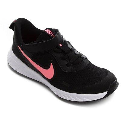 Tênis Infantil Nike Revolution 5 PSV BQ5672-002