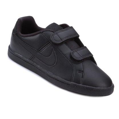 Tenis Nike Court Royale Infantil 833536-001