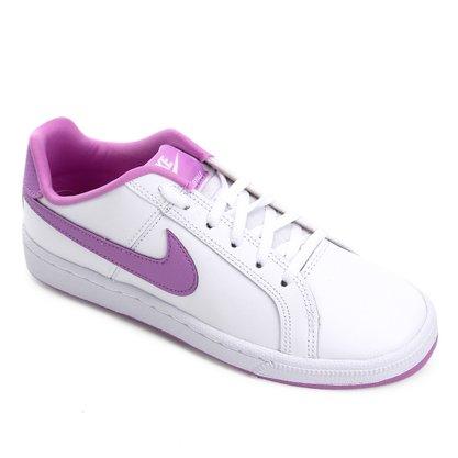 Tênis Nike Court Royale Infantil 833654-103