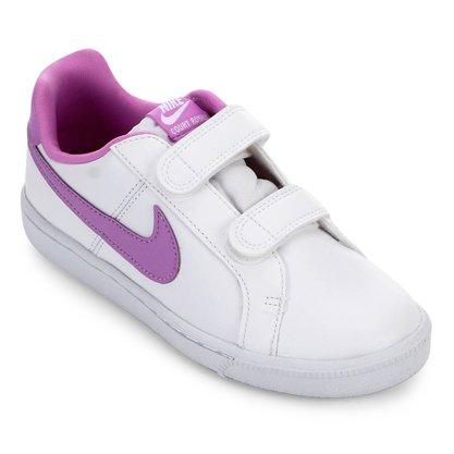 Tenis Nike Court Royale Infantil 833655-103