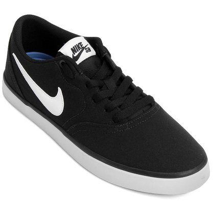 Tênis Nike Sb Check Solar Cnvs Masculino 843896-001