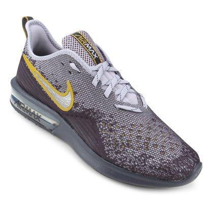 Tênis Nike Sequent 4 Masculino AO4485-003