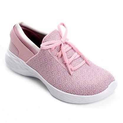 Tênis Skechers You Inspire Infantil 81159L-LTPK
