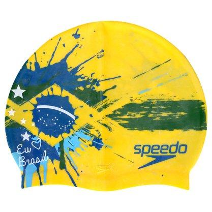 Touca Speedo Eu Amo Brasil 528841-918